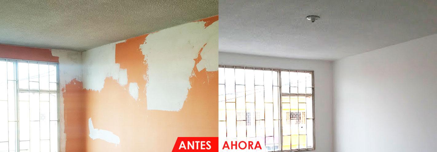 Reparaci n de humedades en techos y paredes - Reparacion de humedades en paredes ...