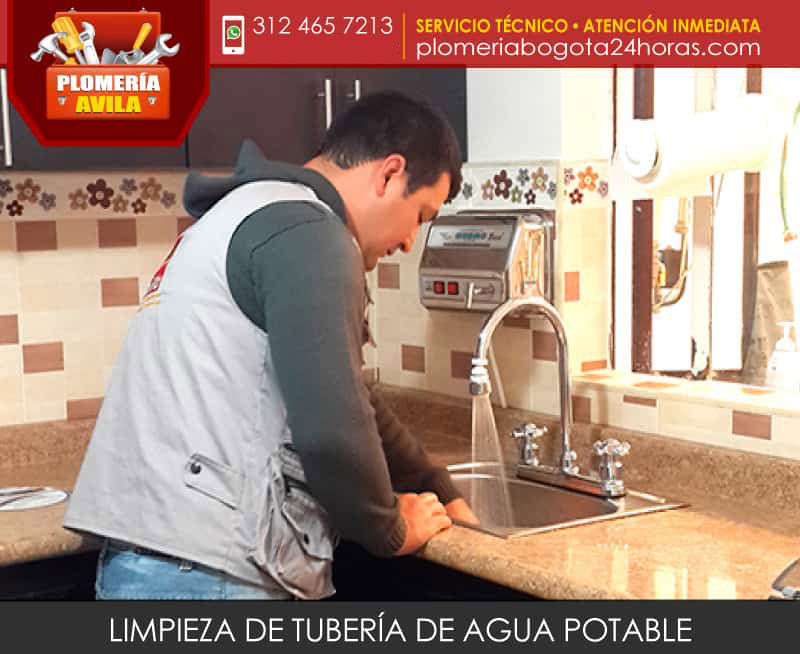 Instalaci n de tanques de agua potable tel 5351399 bogot for Tuberias de agua potable