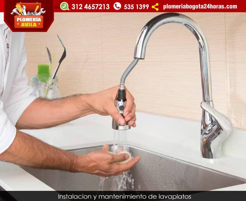 Servicio de Instalación de griferia Baños Bogotá 5351399