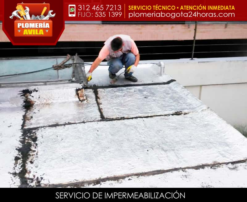 Impermeabilizaci n bogot servicio de impermeabilizaci n 5351399 - Impermeabilizacion de tejados ...